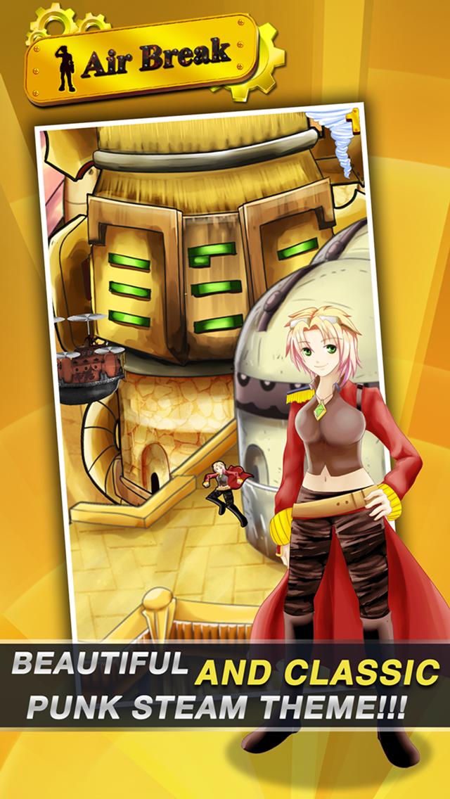Air Break iOS game Screenshot 1