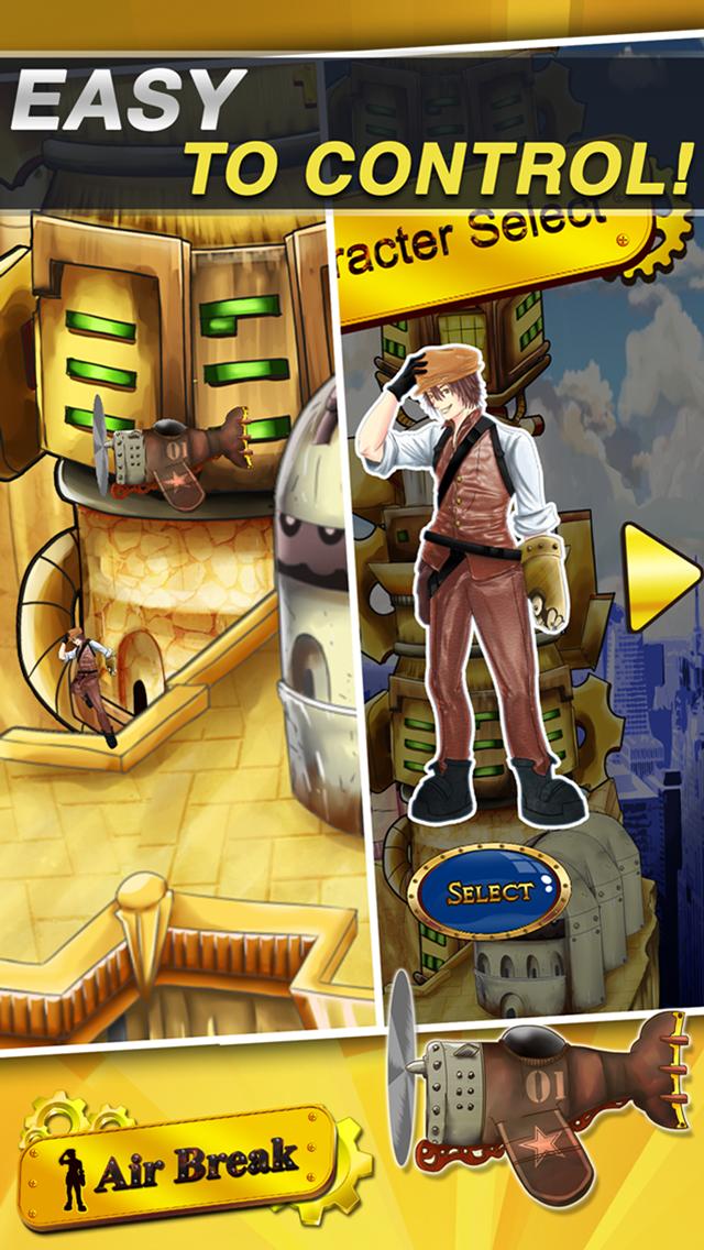 Air Break iOS game Screenshot 4