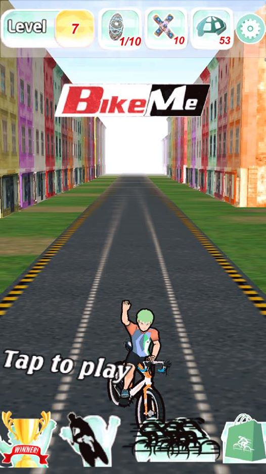 new bike games