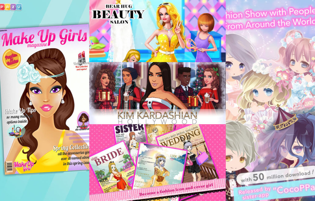 Top Mobile Games for Girls to Play (5 Free iOS Apps)